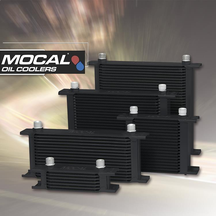 Mocal oil coolers