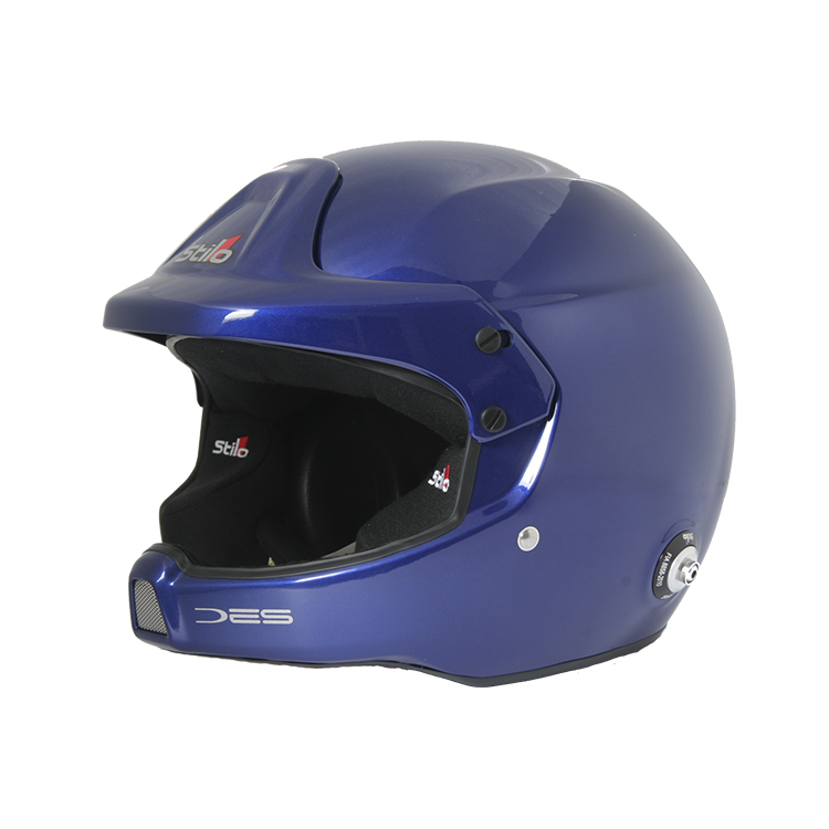 Stilo Helmet WRC blue